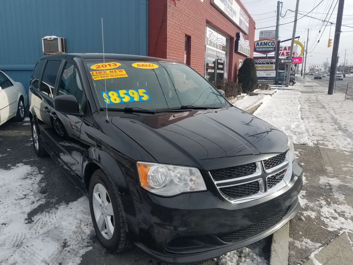 2013 Dodge Grand Caravan for sale by owner in Albany
