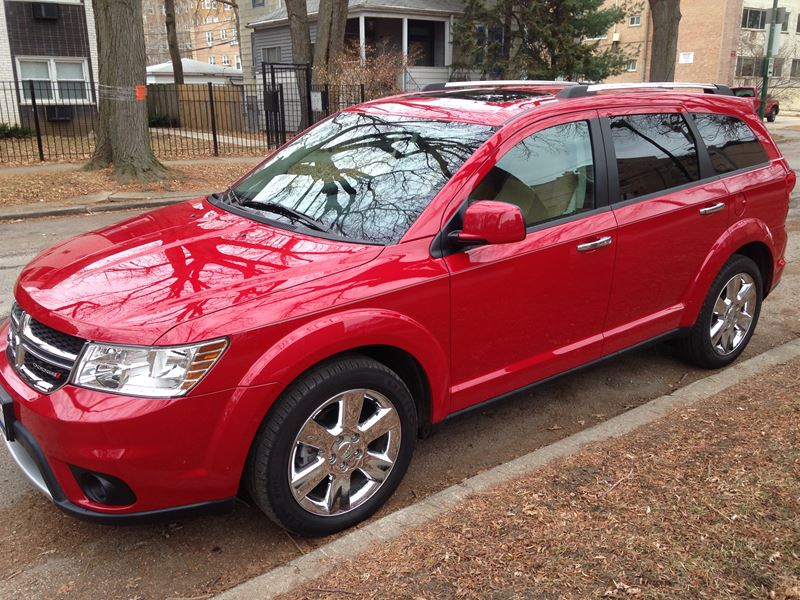2012 Dodge Journey for sale by owner in Chicago