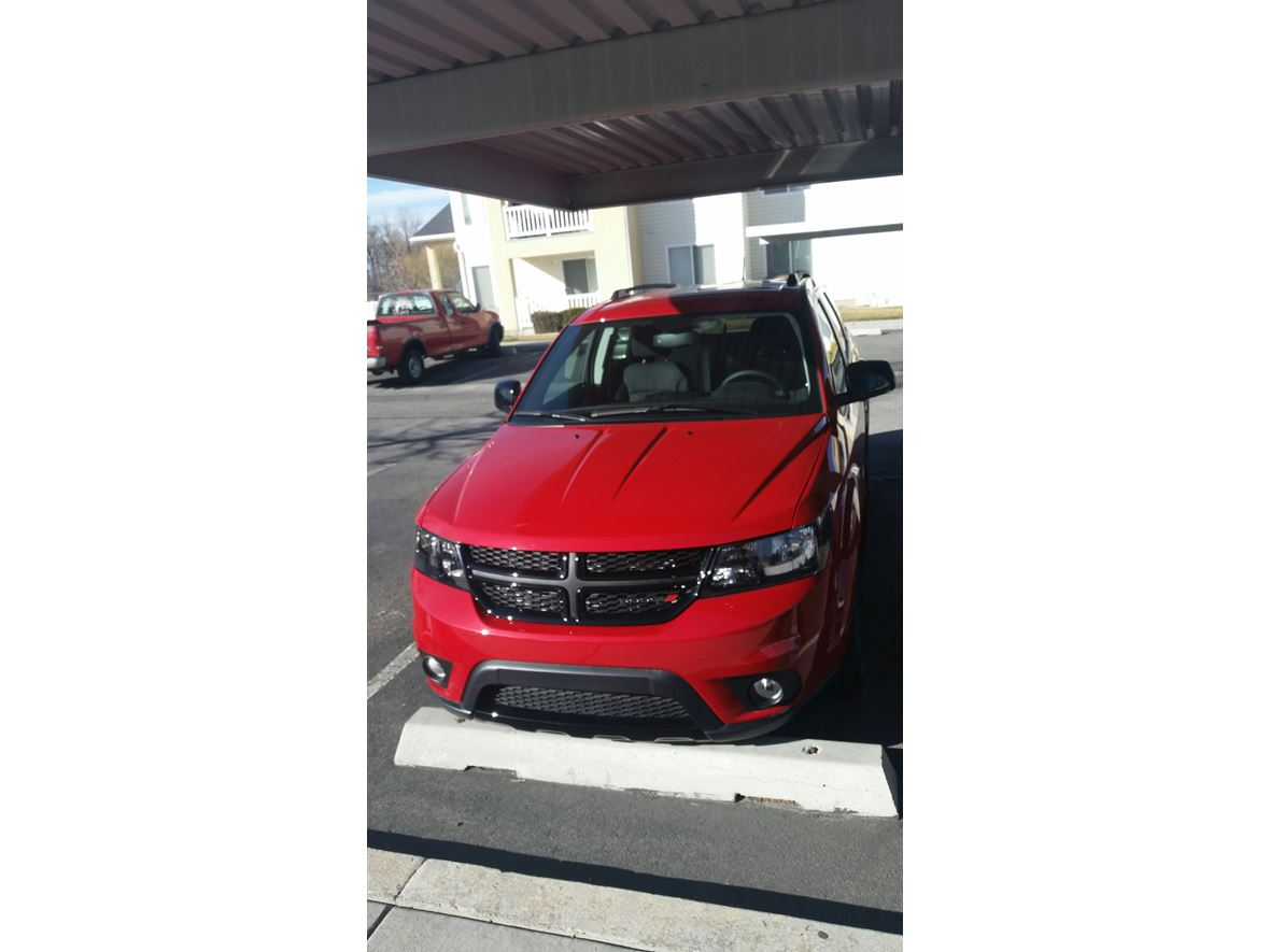 2015 Dodge Journey for sale by owner in Salt Lake City