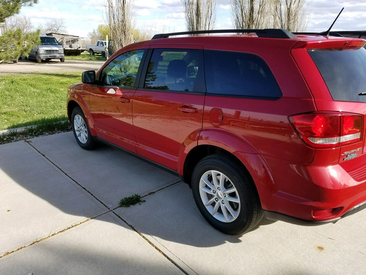 2015 Dodge Journey for sale by owner in Twin Falls