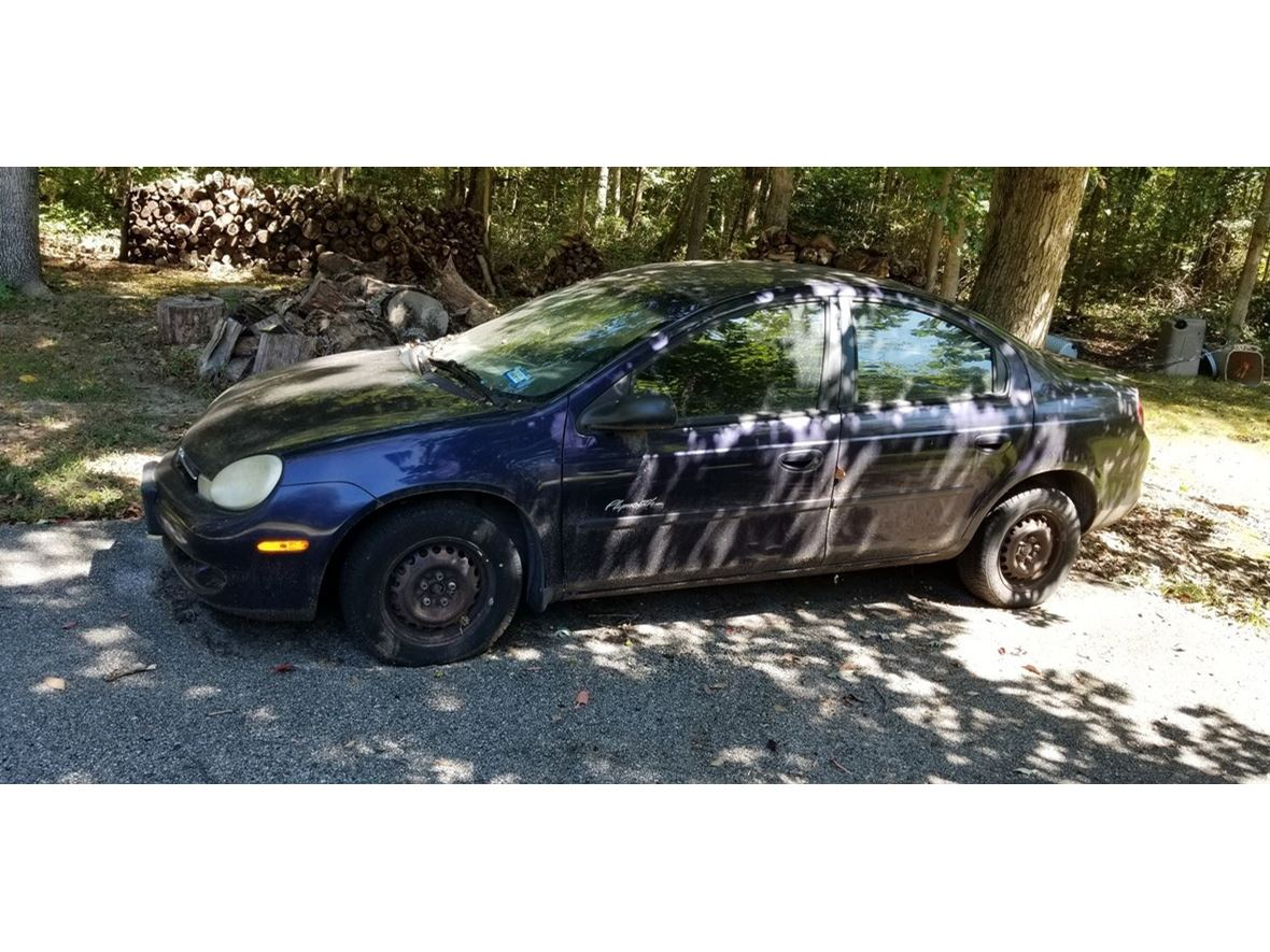 1999 Dodge Neon for sale by owner in Brandywine