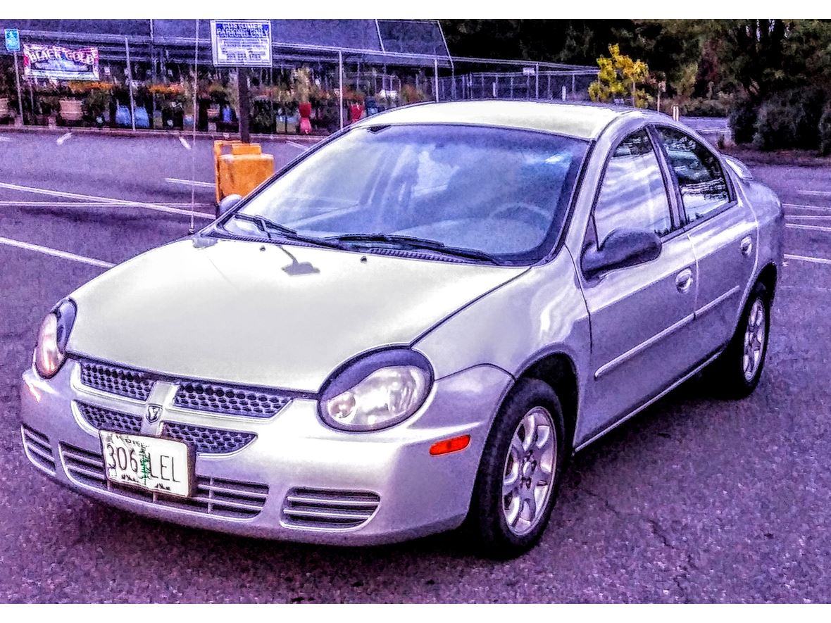 2005 Dodge Neon for sale by owner in Portland