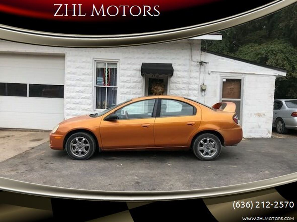 2005 Dodge Neon for sale by owner in House Springs