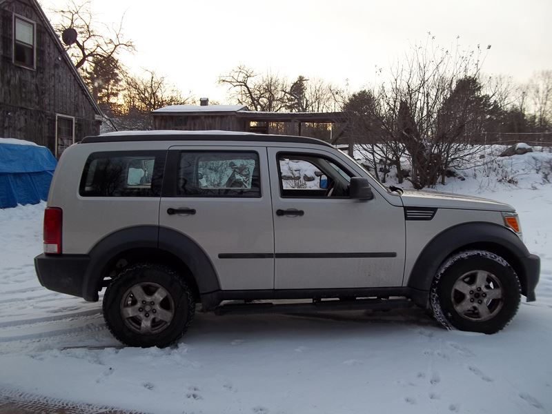 2008 Dodge Nitro for sale by owner in Troy