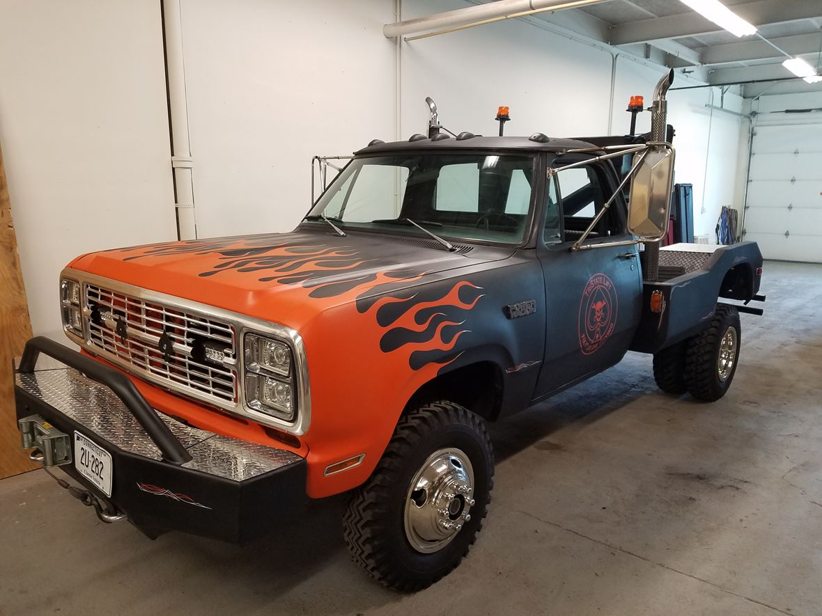 1979 Dodge Power Wagon W40 1 3 4 Ton Classic Car Durham Ct 06422 For Sale By Owner In
