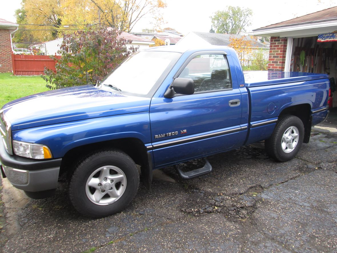 1996 Dodge Ram 1500 For Sale By Owner In Akron Oh 44306