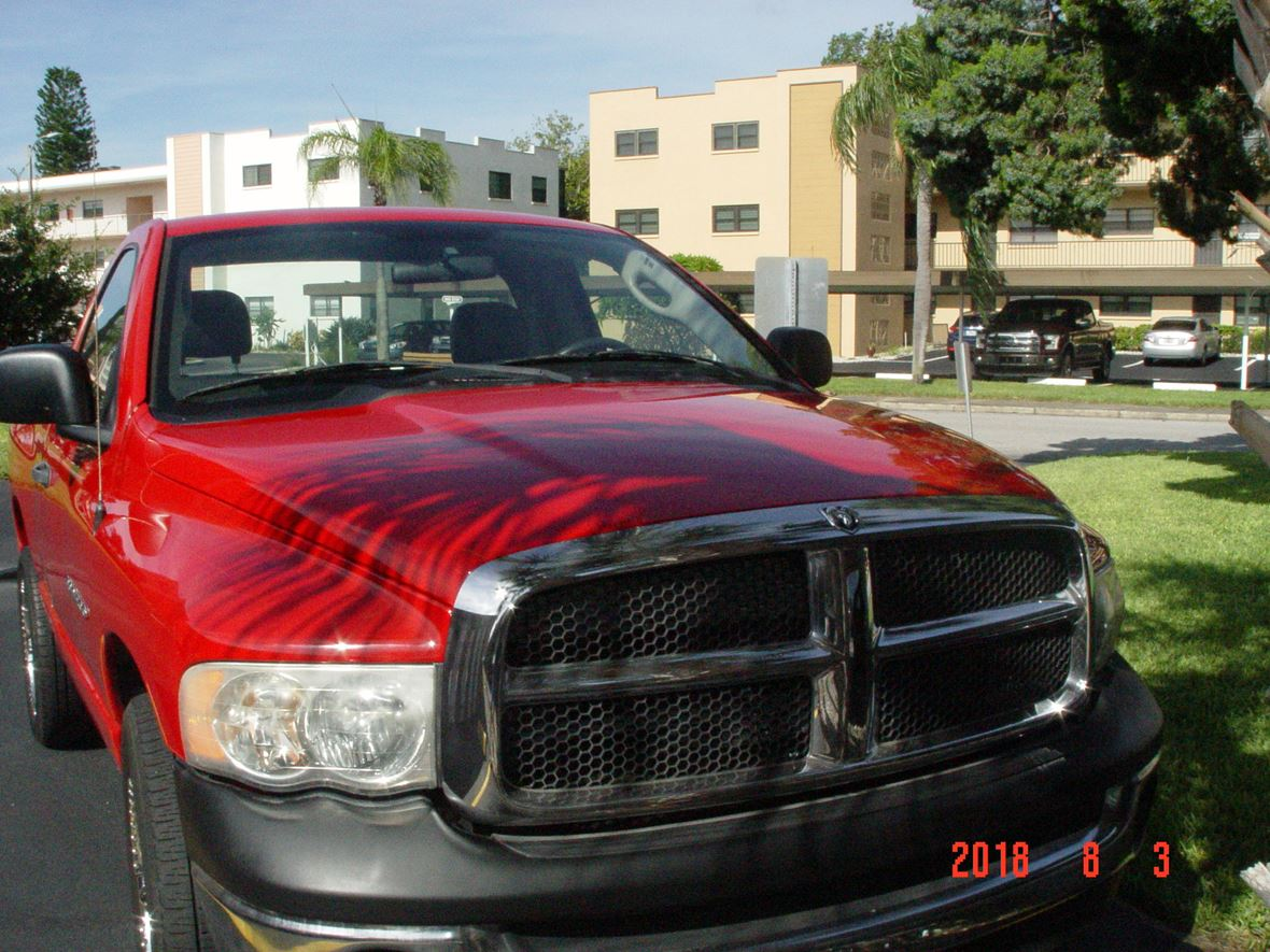 Dodge 1500 For Sale >> 2005 Dodge Ram 1500 For Sale By Owner In Saint Petersburg Fl 33709 7 900