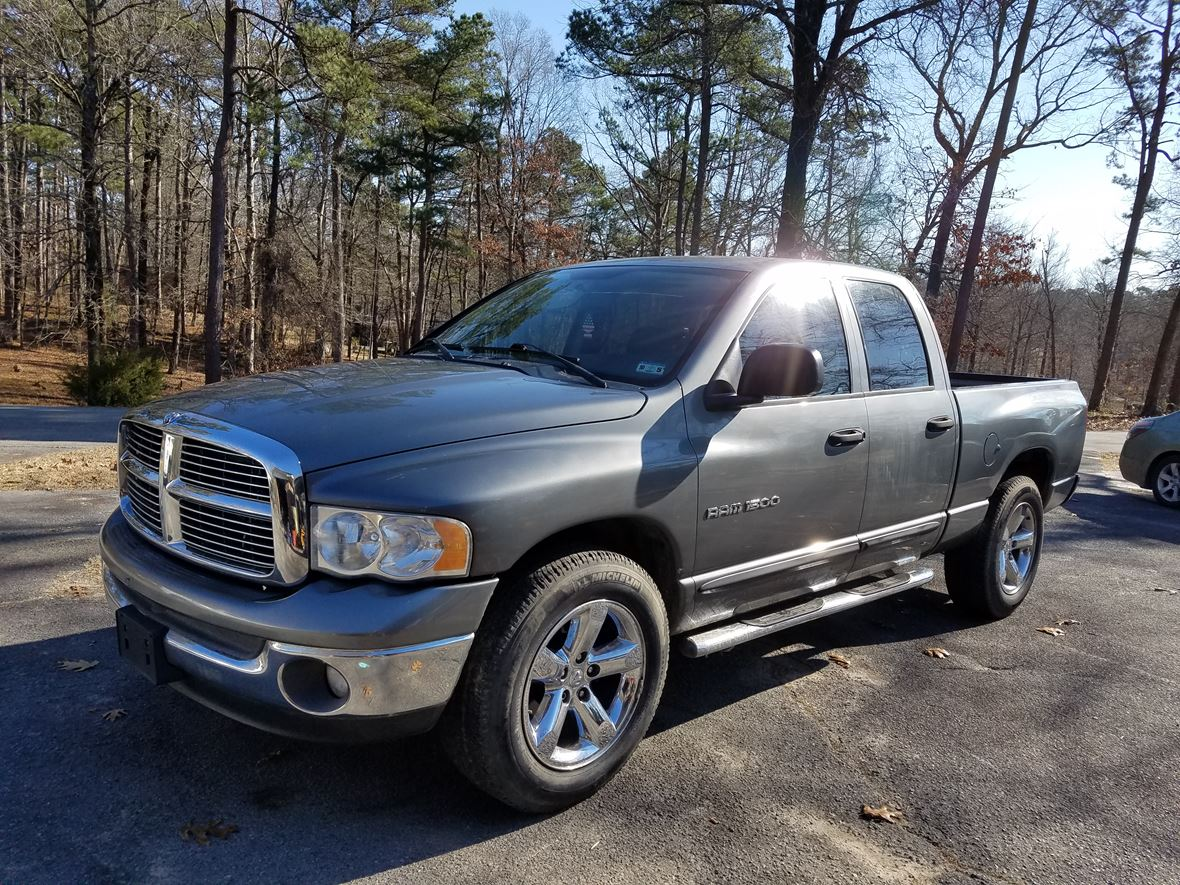 2005 Dodge Ram 1500 for sale by owner in Little Rock