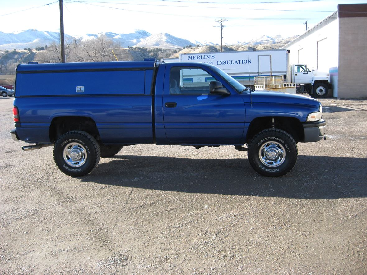 1995 Dodge Ram 2500 for sale by owner in Pocatello