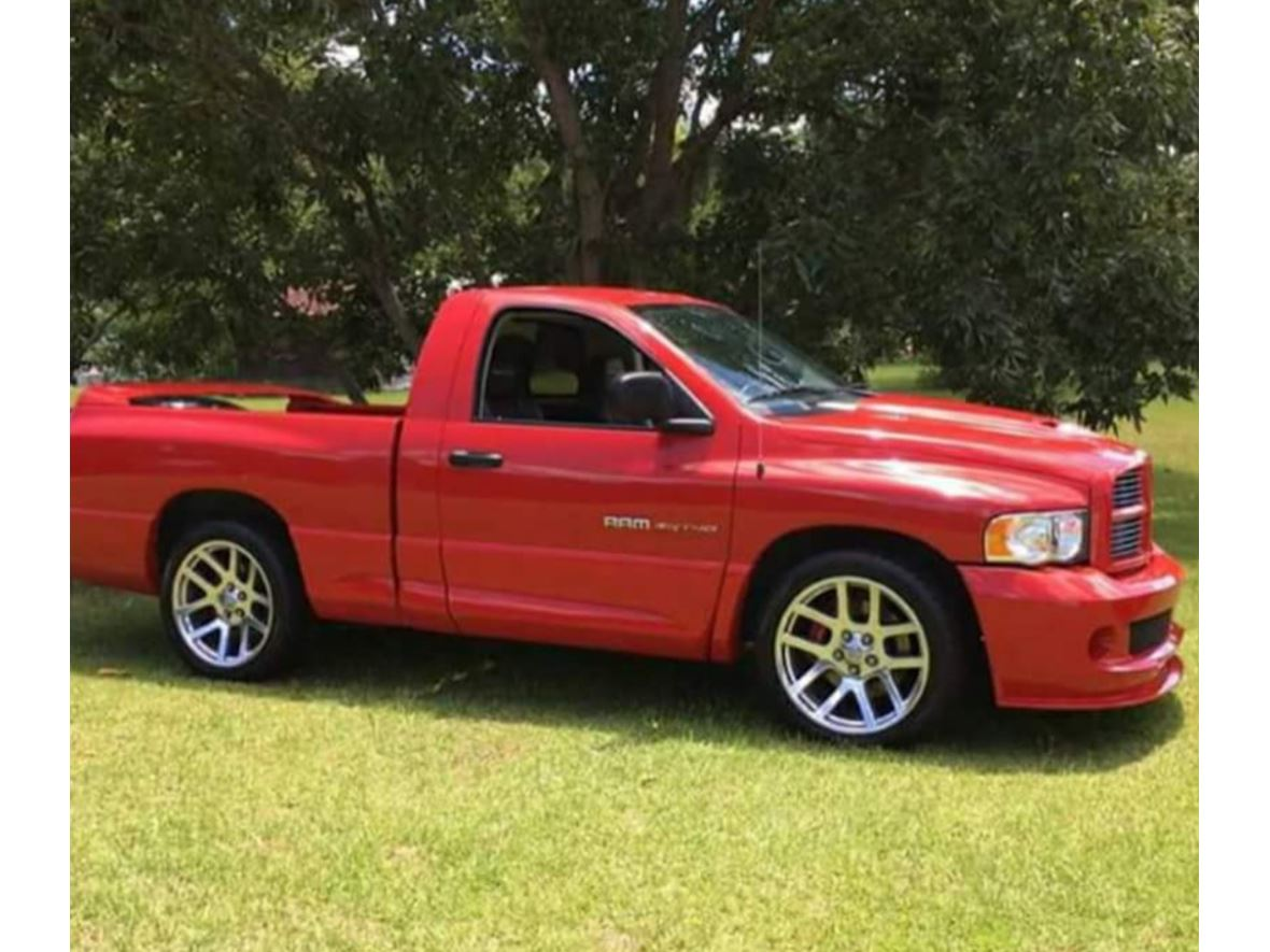 Dodge Ram Srt 10 For Sale >> 2004 Dodge Ram Srt 10 Viper Powered For Sale By Owner In Rincon Ga 31326 20 000