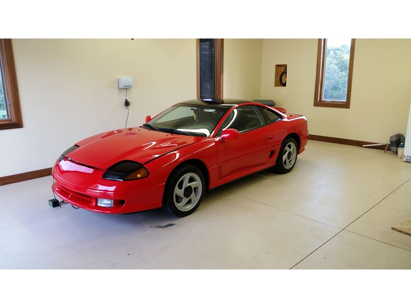 1991 dodge stealth r t turbo classic car maryville tn 37804. Black Bedroom Furniture Sets. Home Design Ideas