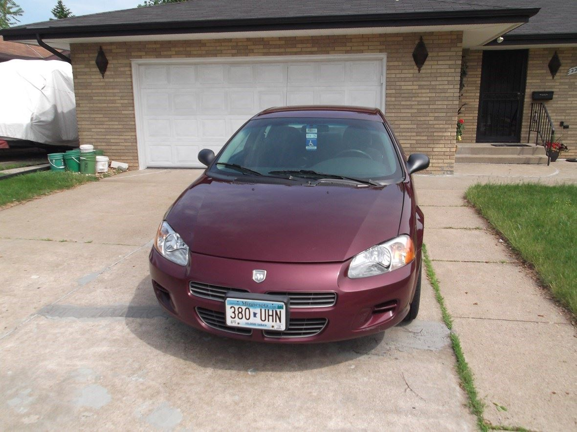 2002 Dodge Stratus for sale by owner in Saint Paul