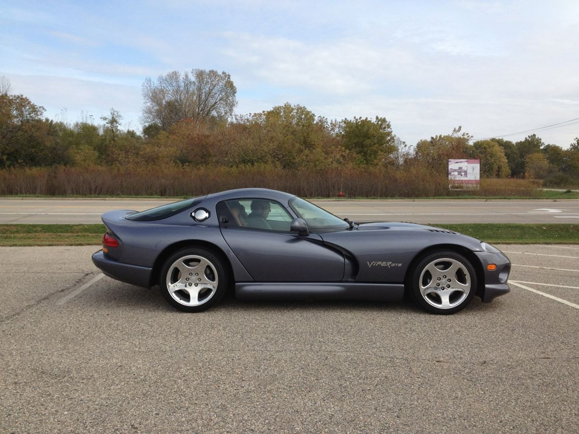 Viper Gts For Sale >> 2000 Dodge Viper Gts For Sale By Owner In Richmond Il 60071 52 000