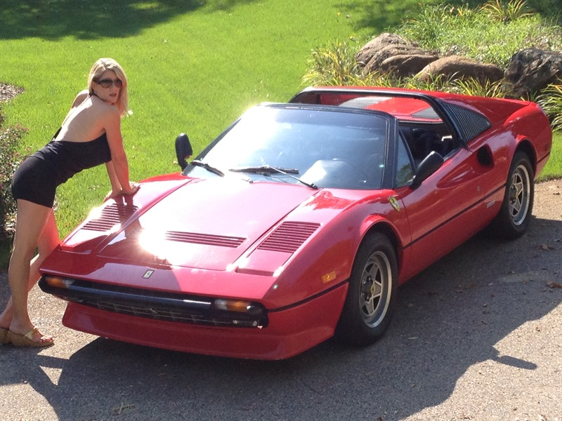 Ferrari 308 Gts For Sale >> 1983 Ferrari 308 Gts Quattrovalvole For Sale By Owner In Manhattan Beach Ca 90267 40 000