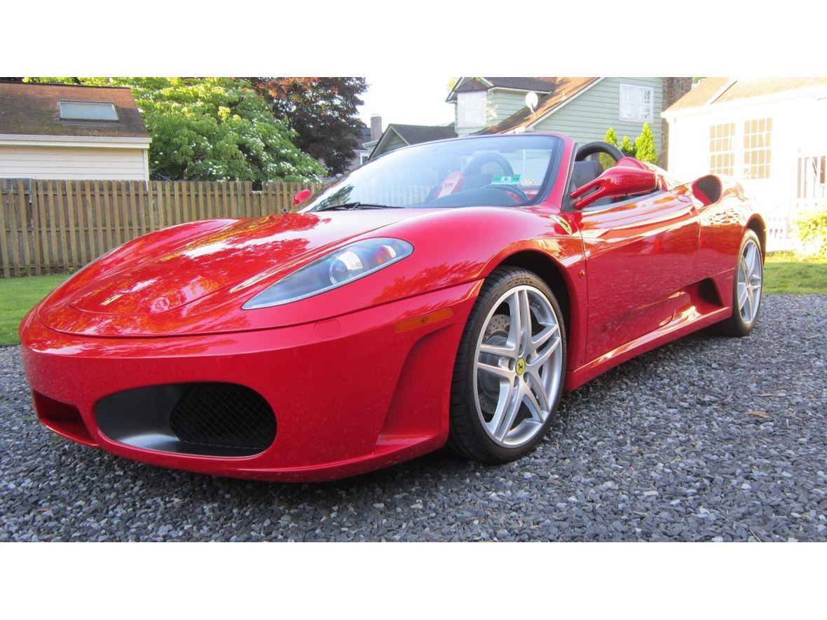 2006 ferrari 430 for sale by owner in rockford mi 49341. Black Bedroom Furniture Sets. Home Design Ideas