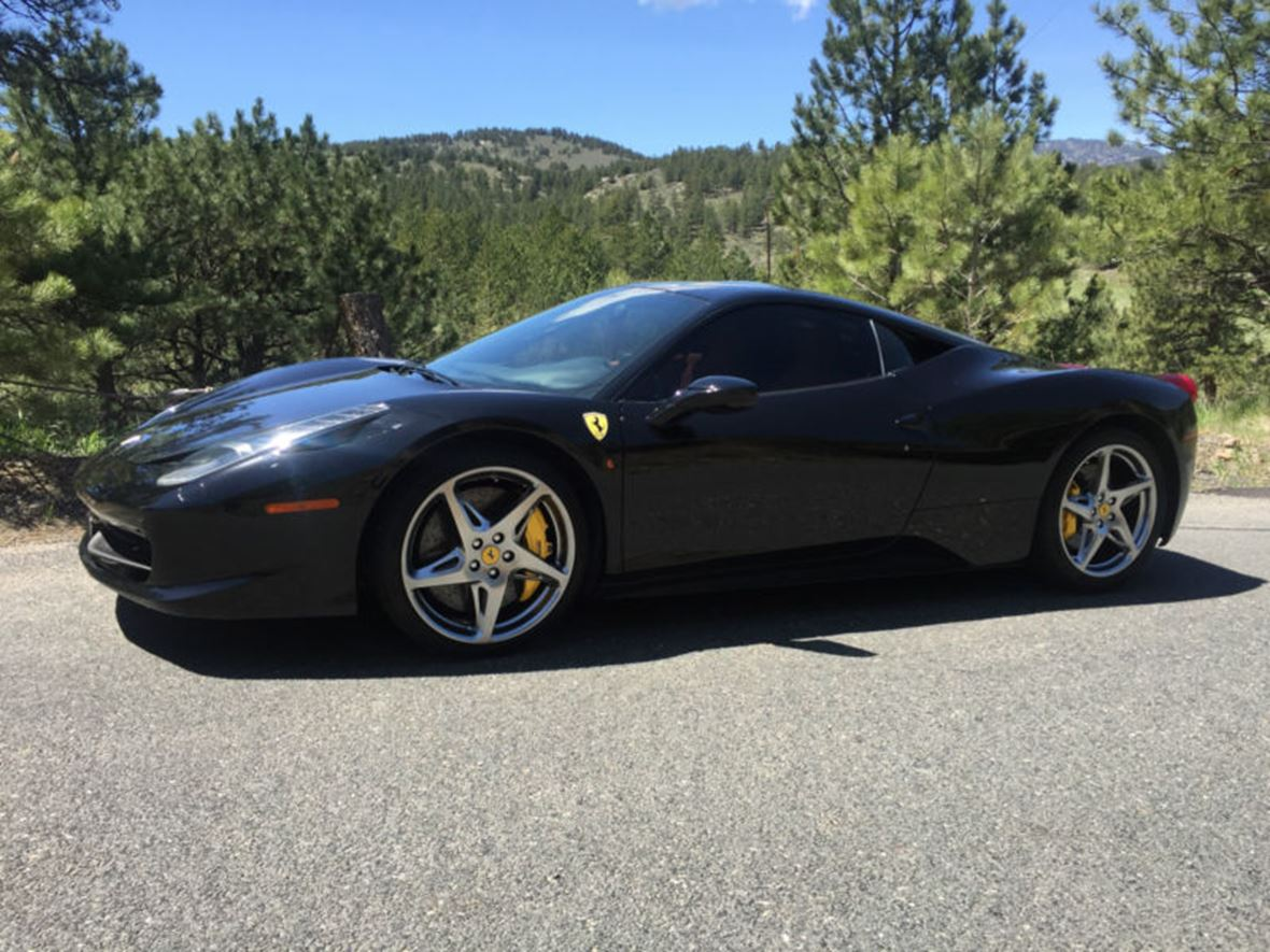 2010 Ferrari 458 For Sale By Owner In Mack Co 81525
