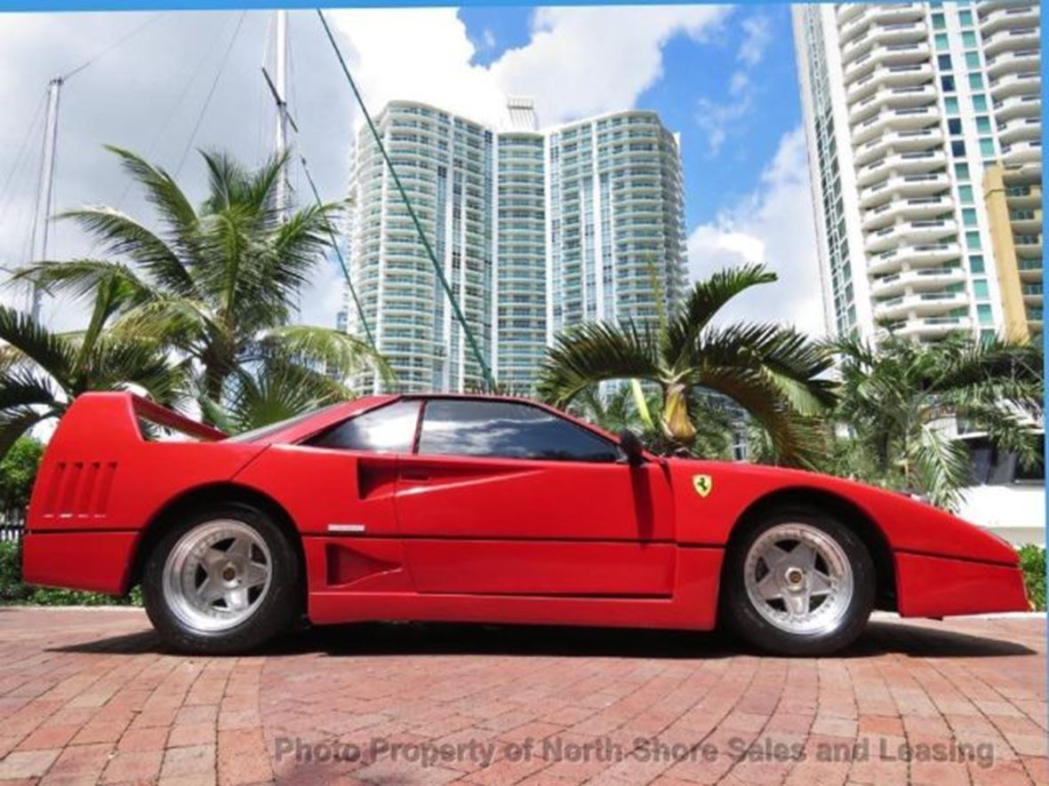 1987 Ferrari F 40 for sale by owner in Addison