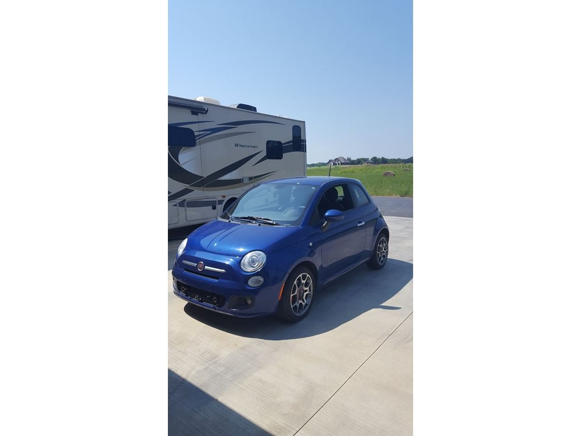 2013 Fiat 500 for sale by owner in Muldrow