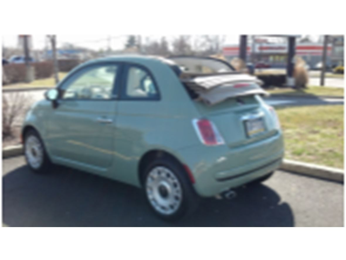 2012 Fiat 500c for sale by owner in Levittown