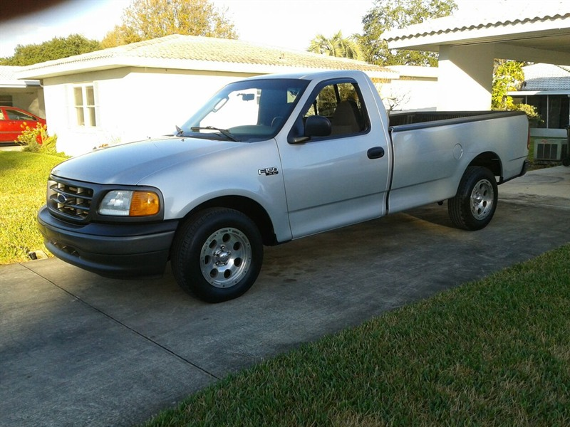 2004 Ford F150 For Sale By Owner In Lakeland  Fl 33803