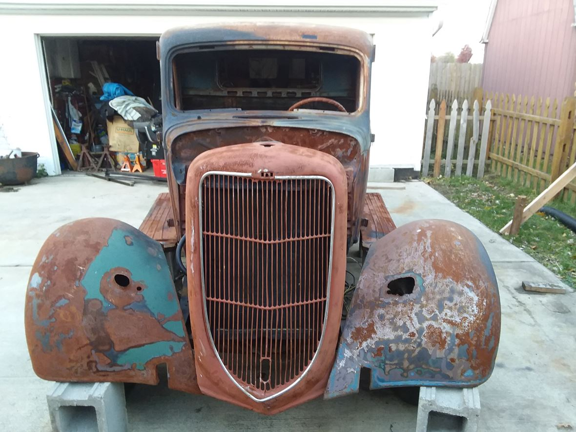 1936 Ford 73 for sale by owner in Temperance