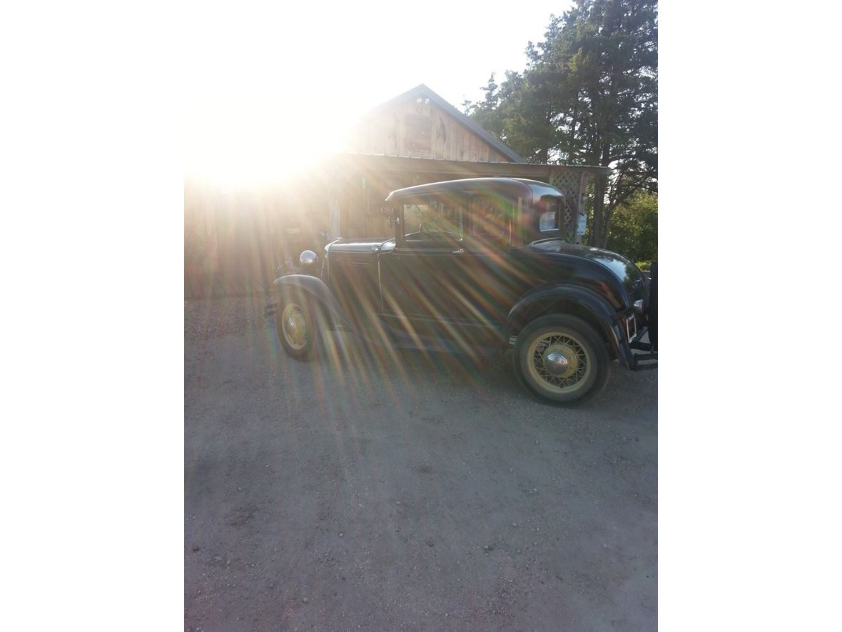 1931 Ford A for sale by owner in Russell
