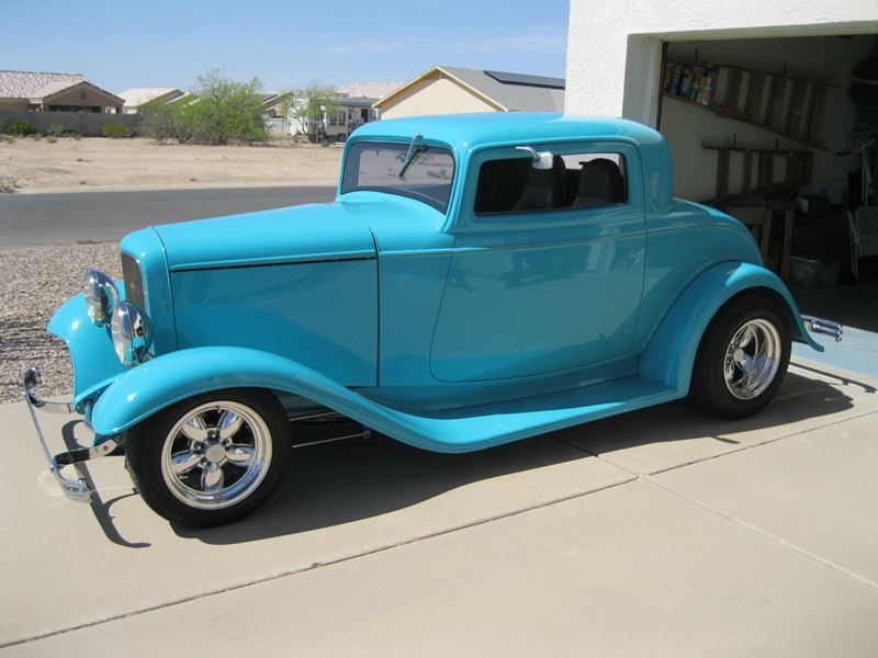 1932 Ford B Coupe Antique Car Arizona City Az 85123