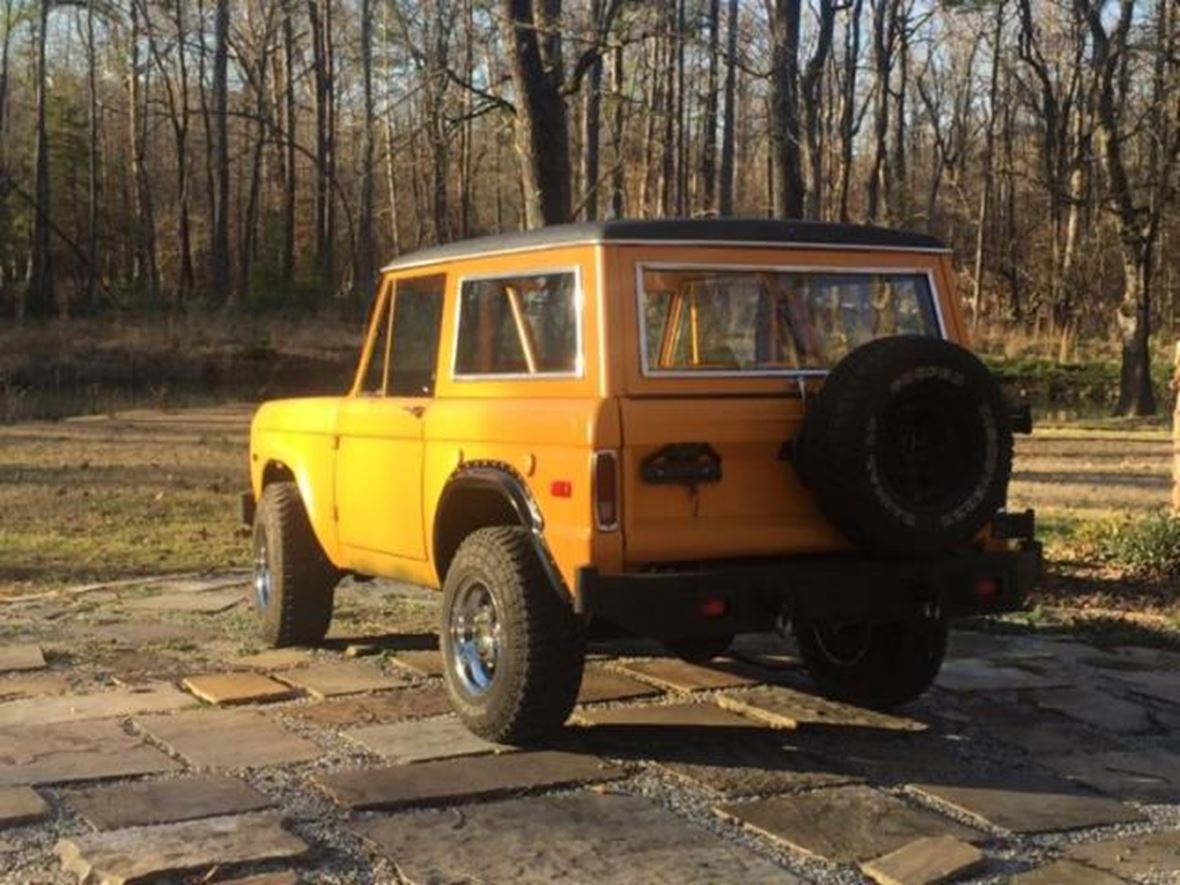 1970 ford bronco for sale by owner in tupelo