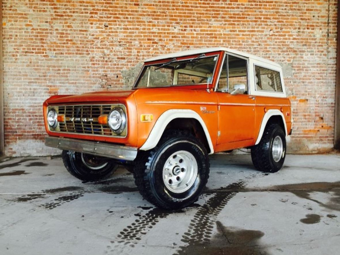 14 Ford Bronco for Sale by Owner in Crystal Springs, MS 14 - $14,14 | ford bronco for sale