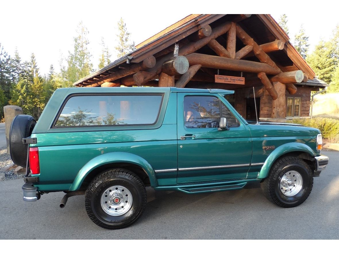 1996 ford bronco for sale by private owner in cape coral fl 33993. Black Bedroom Furniture Sets. Home Design Ideas