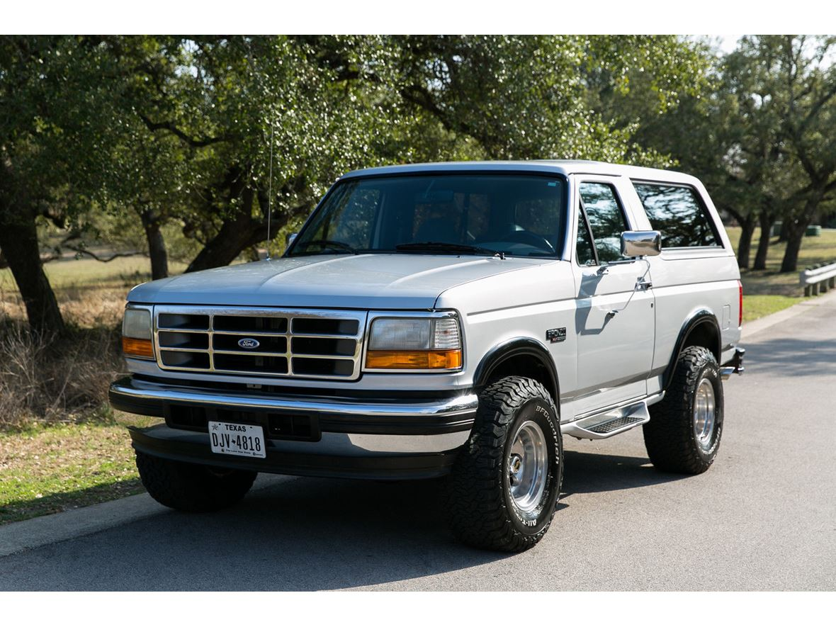 1996 Ford Bronco For Sale Greatest Ford