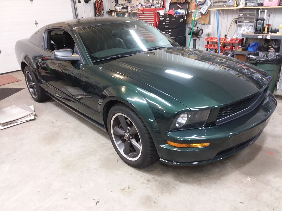 2008 Ford Bullitt Mustang for Sale by Private Owner in Prior Lake, MN 55372