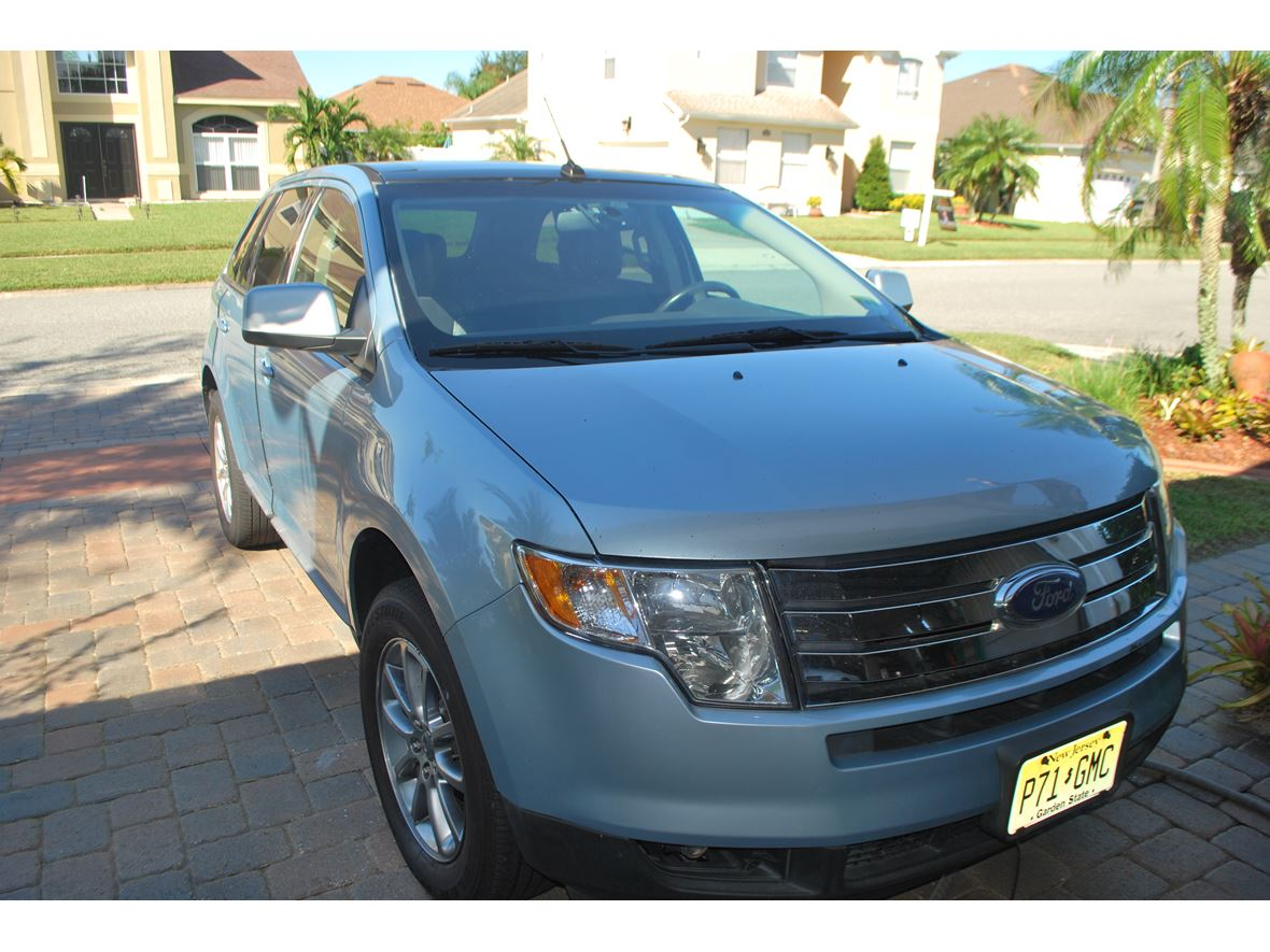 2008 ford edge for sale by owner in orlando fl 32824. Black Bedroom Furniture Sets. Home Design Ideas