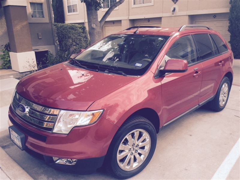2010 ford edge for sale by owner in fort worth tx 76198. Black Bedroom Furniture Sets. Home Design Ideas