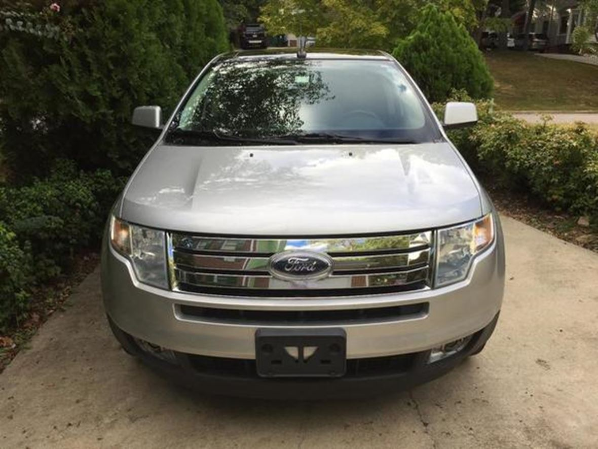 2010 ford edge for sale by owner in apex nc 27502. Black Bedroom Furniture Sets. Home Design Ideas