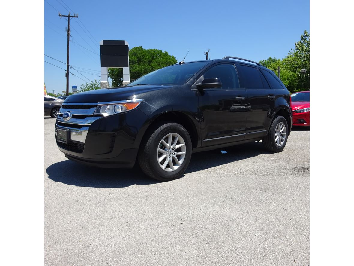 2014 Ford Edge for sale by owner in San Antonio