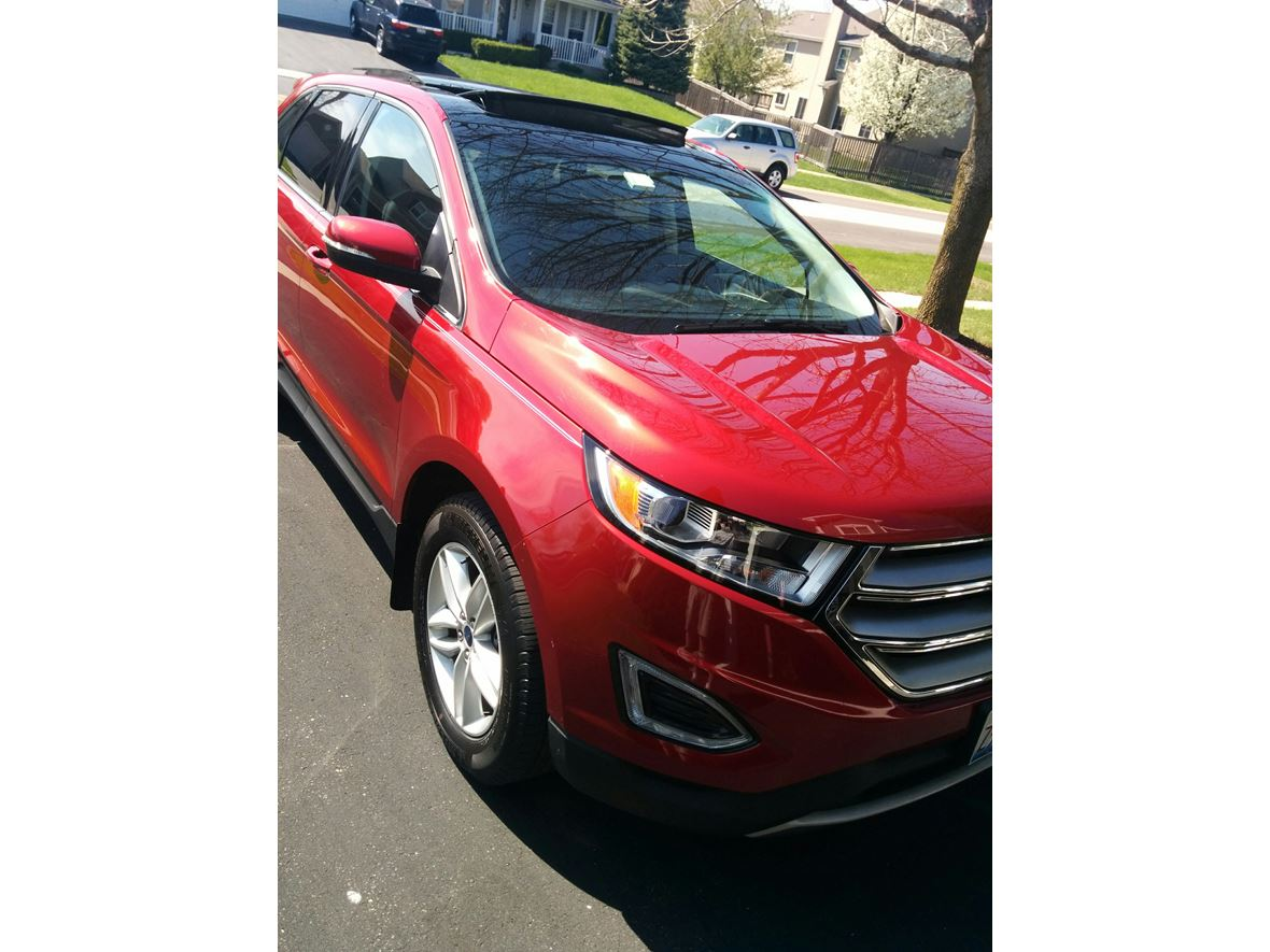 2015 ford edge for sale by owner in lake villa il 60046. Black Bedroom Furniture Sets. Home Design Ideas