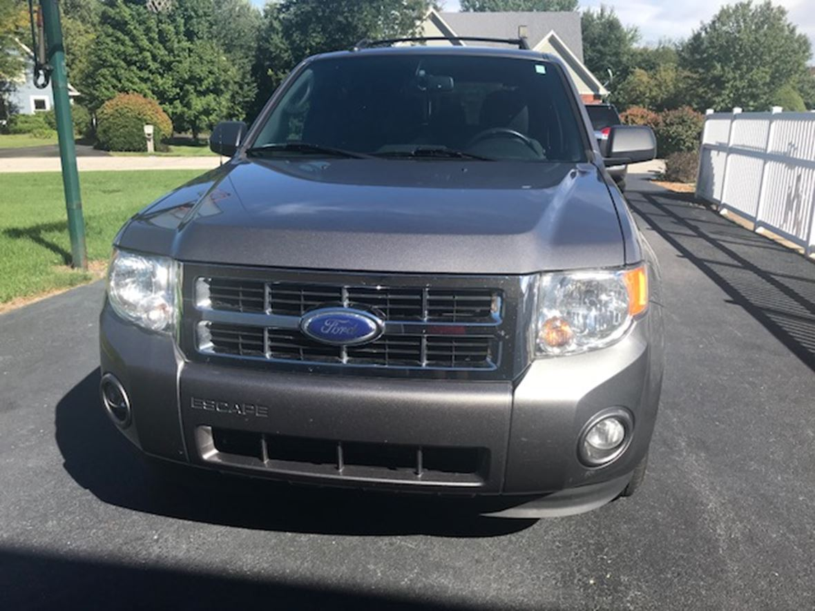 2012 ford escape for sale by owner in chesterton