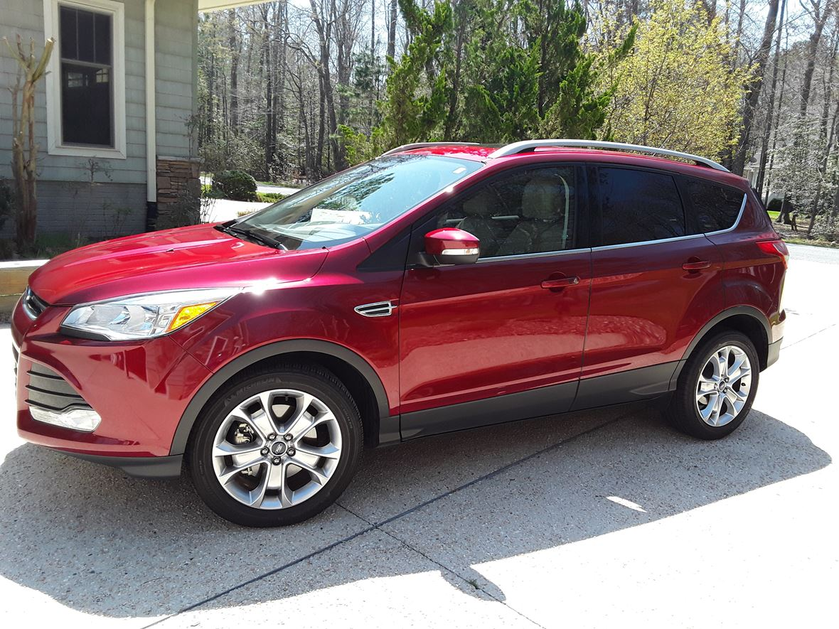 2015 Ford Escape for sale by owner in Berlin