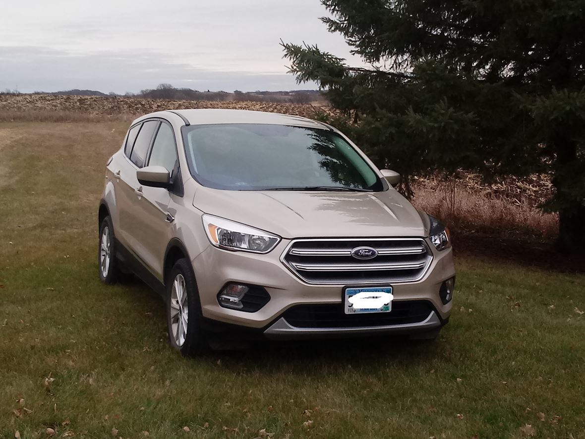 2017 Ford Escape for sale by owner in Janesville