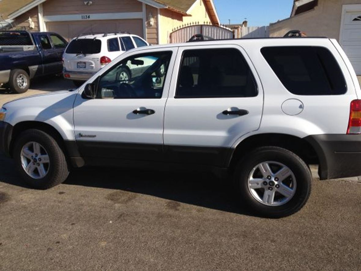 2005 ford escape hybrid for sale by owner in fontana