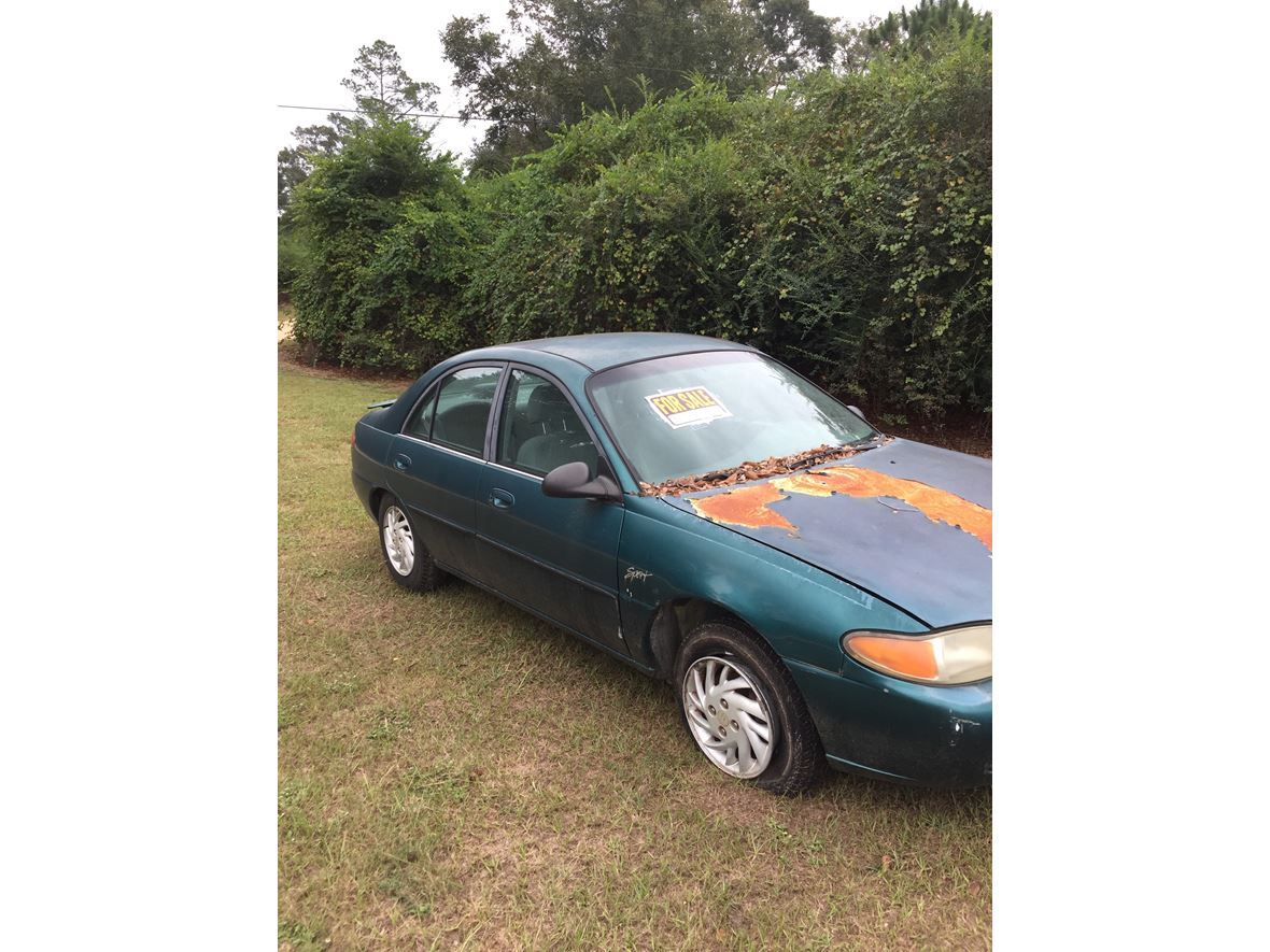 1997 Ford Escort for sale by owner in Jay