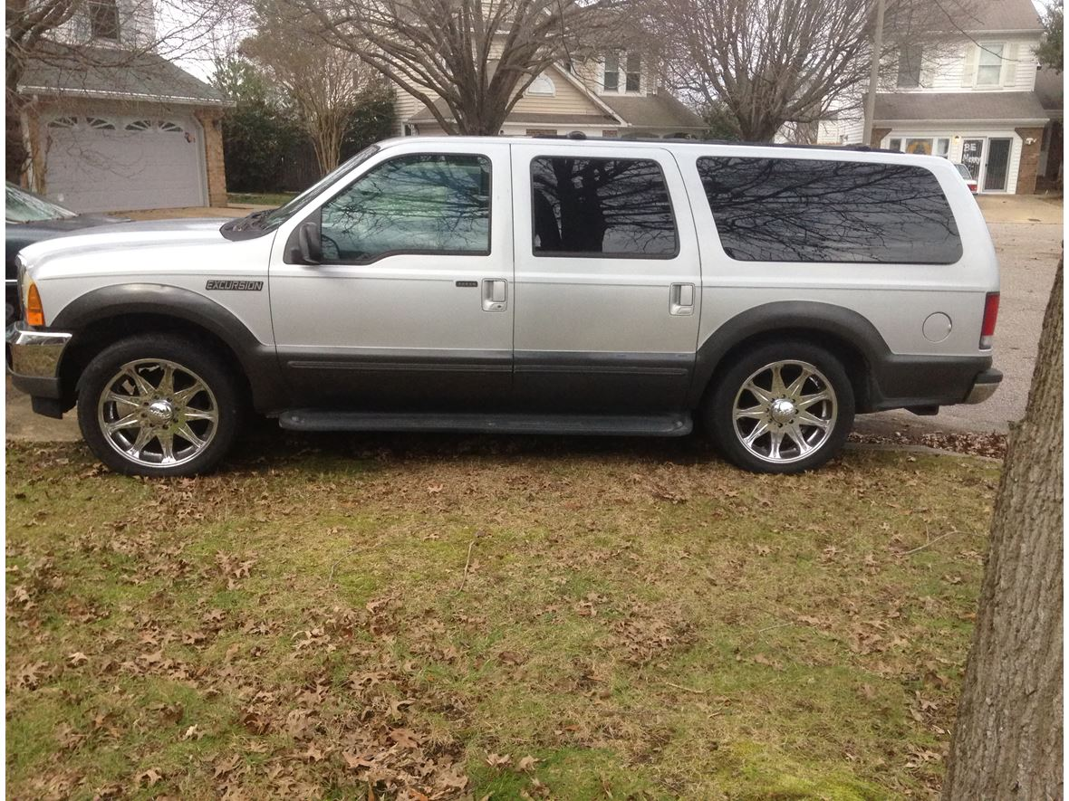 2000 Ford Excursion For Sale By Owner In Virginia Beach Va 23464