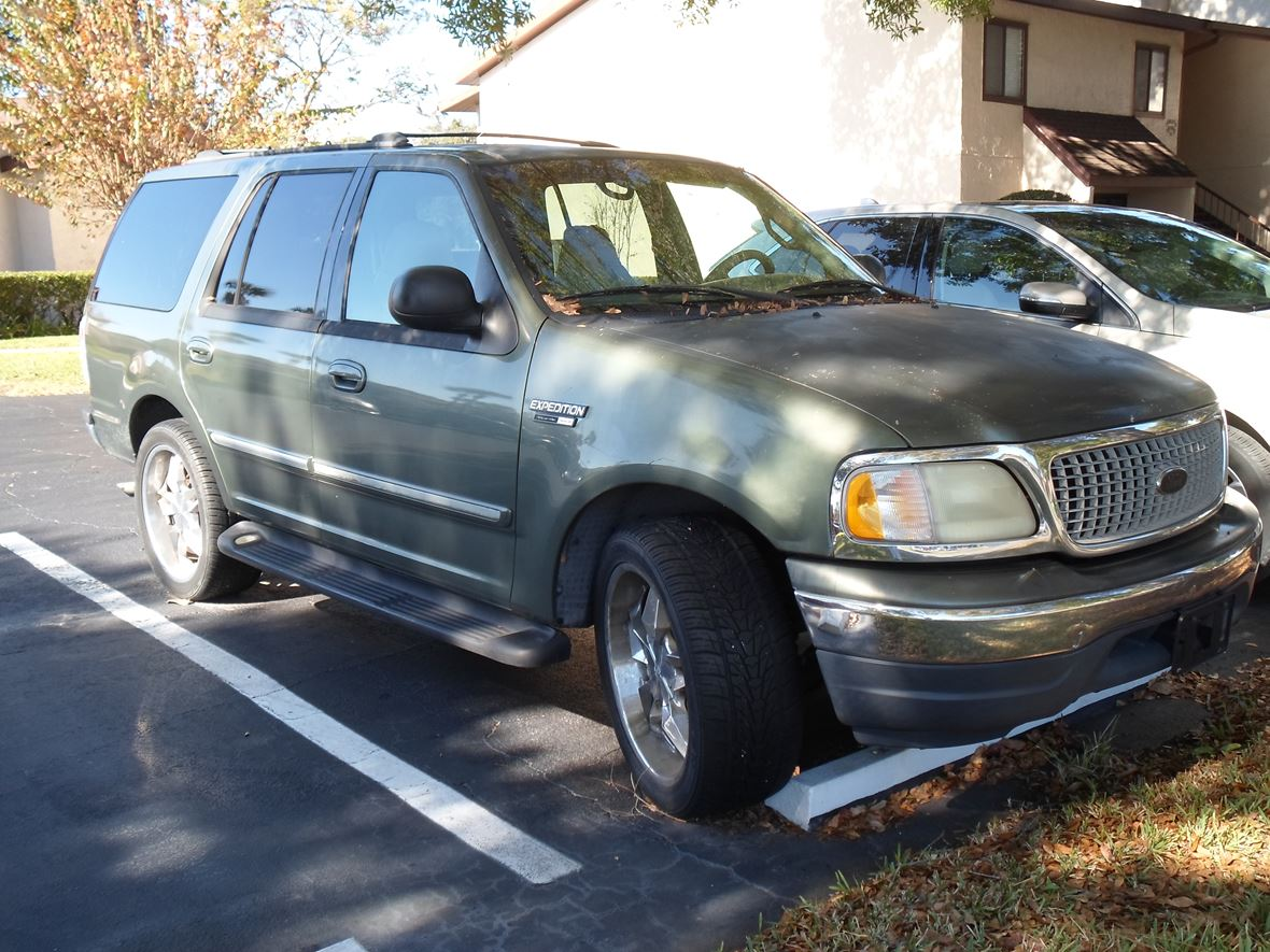 2001 Ford Expedition for sale by owner in Ocala