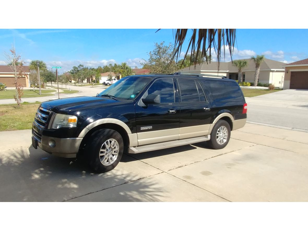 2007 Ford Expedition EL for sale by owner in Kissimmee