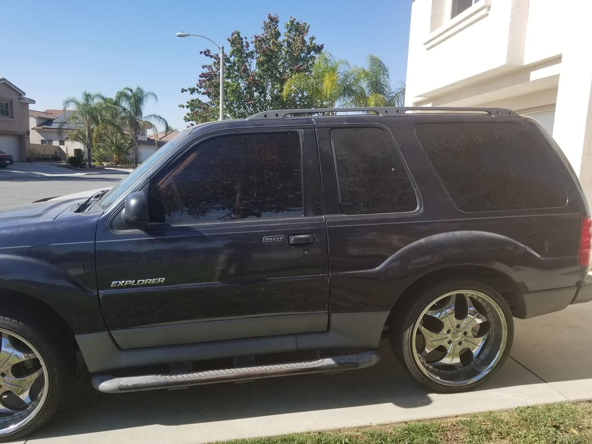 2002 Ford Explorer Sport for sale by owner in Moreno Valley
