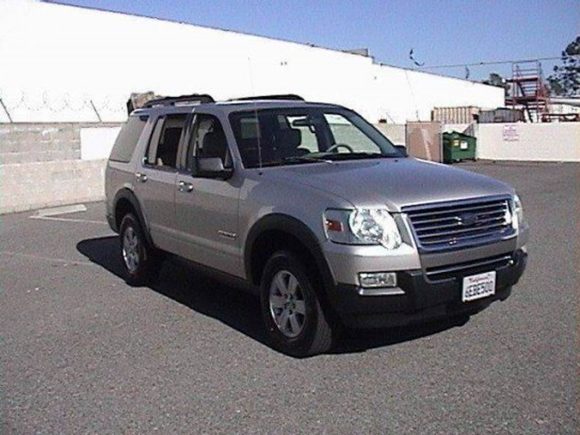 2007 ford explorer sport for sale by owner in las vegas