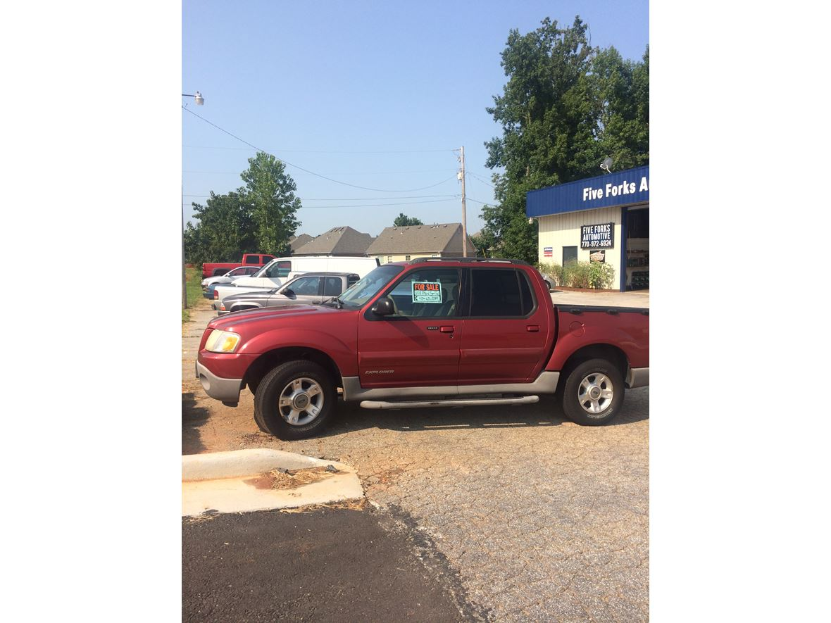 2002 ford explorer sport trac for sale by owner in lilburn