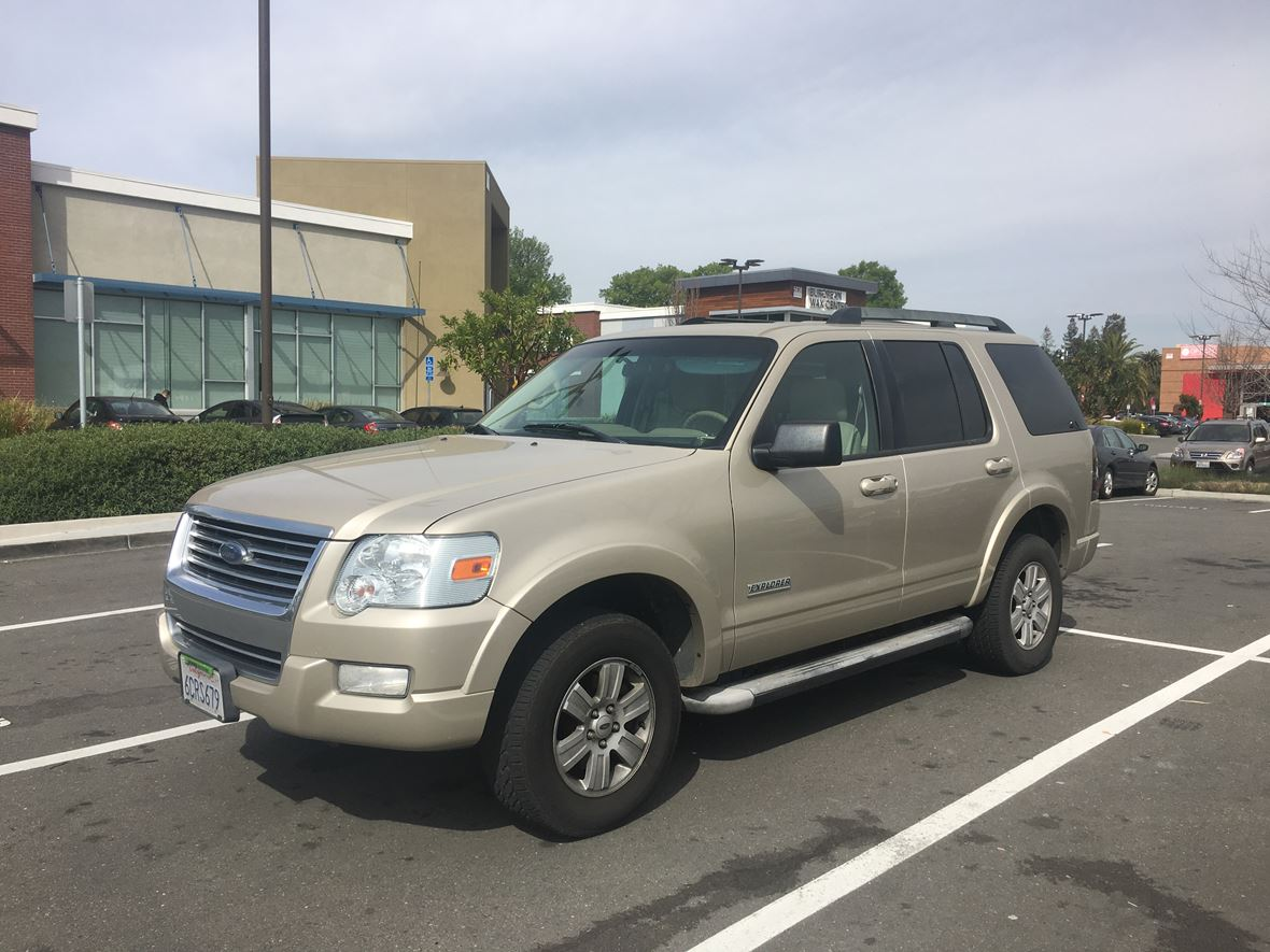 2007 ford explorer sport trac for sale by owner in san jose