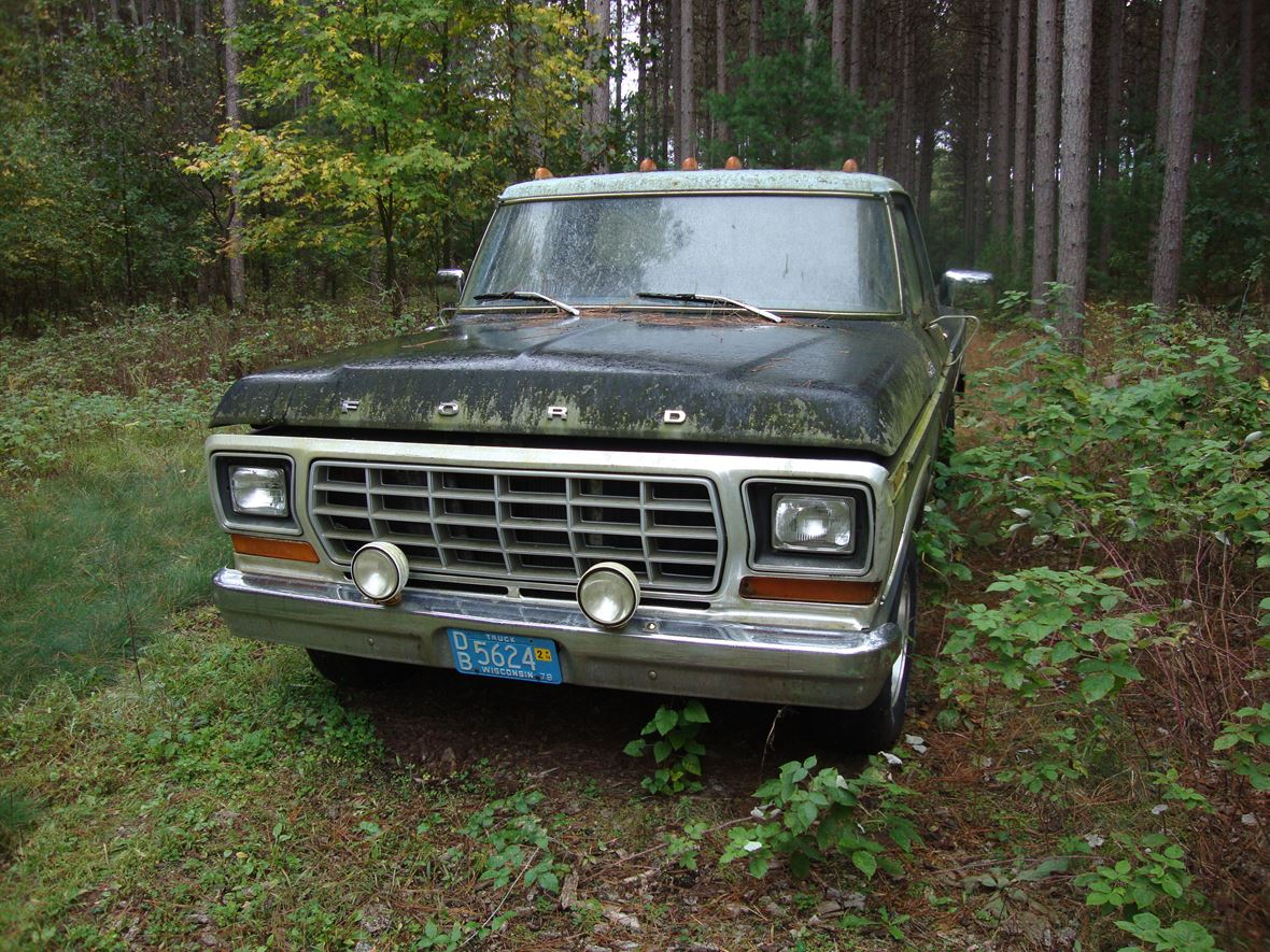 1978 Ford F-150 for sale by owner in Pine River